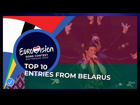 TOP 10: Entries from Belarus