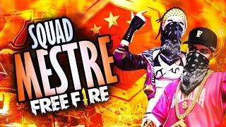 [🔴 LIVE] FREE FIRE ~ DANGER FT. ALLAN GAMER FT. CONVIDADOS #SQUADMESTRE