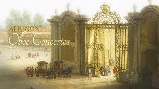 T.G. Albinoni: Oboe Concertos [Il Fondamento - P. Dombrecht]