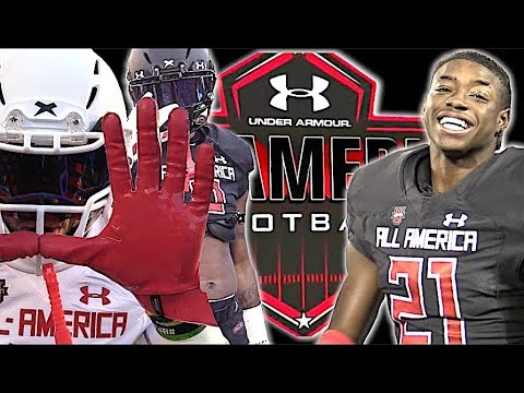 🔥🔥 Under Armour All - American Game 2018   UTR Highlight Mix