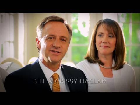 Bill Haslam : A Campaign of Ideas