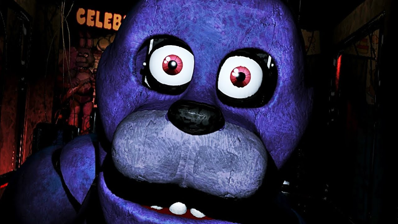 Five nights at freddy s walkthrough gameplay part 2 bonnie the bunny
