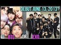 GUESS KPOP GROUPS BY RANDOM FACTS ❓🤔❓ | Male ver. | KPOP Challenge