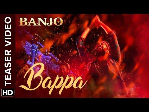 Bappa Song Teaser | Banjo | Riteish Deshmukh | Vishal & Shekhar
