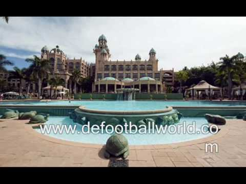 2010 FIFA WORLD CUP (MEXICO VS SOUTH AFRICA FOOTBALL MATCH ) + WORLD CUP SONG (WAKA WAKA)
