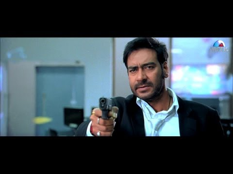 Crime Squads Shoots Ajay Devgan & He Dies (tezz) video