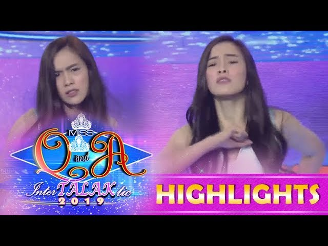 It's Showtime Miss Q and A: Ate Girl Jackque dedicates a queer dance to Vice Ganda and Kuya Escort