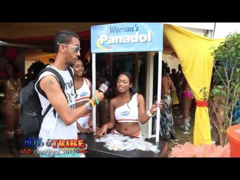 Trinidad Carnival Tuesday 2012 (Seg 3/6)
