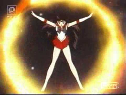 Sailor Moon AMV: Tribute to Sailor Mars (Flame Sniper)