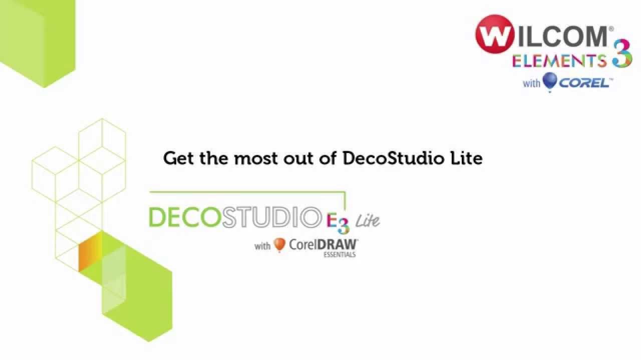 Wilcom Decostudio E3 Full Version Free 11 maxresdefault