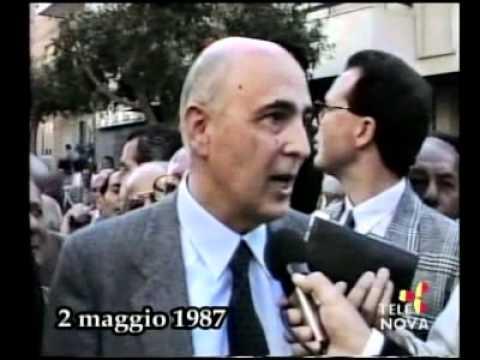 come eravamo n. 99 Telenova Ragusa con Giorgio Napolitano.flv