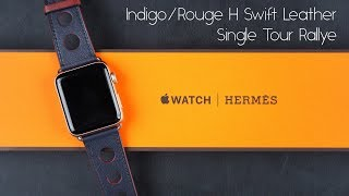 Hermes Apple Watch Band   MORE EXPENSIVE THAN MY WATCH !