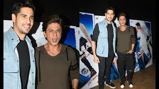 Shahrukh Khan Attends A Gentleman Screening
