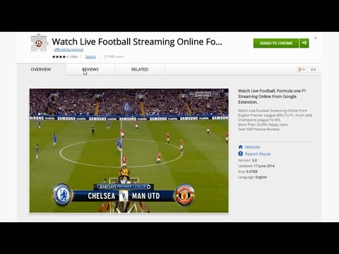 How To Watch Any Live Football Match Online For Free