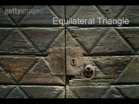 Right Triangles in The World Real World Triangles