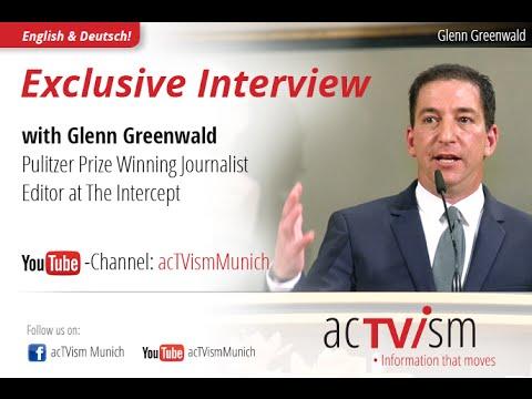(NEW) Glenn Greenwald: Social Media, Privacy and Activism