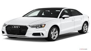 2018 Audi A3 Car Specifications and Price new cars
