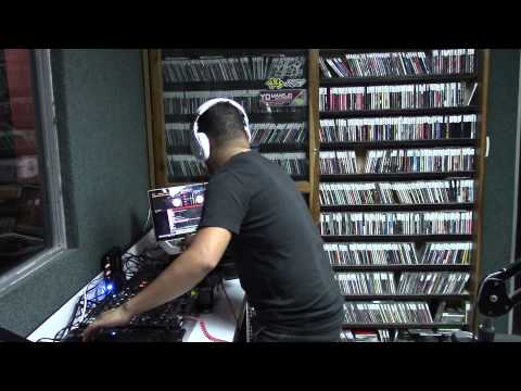 DJ Joe El Especialista De El Zol 107.9fm Invade El Salvador YXY 105.7fm & DMV Clubs