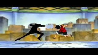 One Piece: Luffy vs Lucy Fandub Latino (Otaku-Sensei)