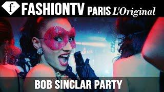 Bob Sinclar Party at Pacha Ibiza | FashionTV