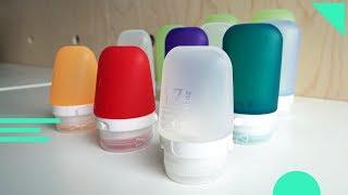 Humangear GoToob+ Review   GoToob vs GoToob Plus   TSA-Approved Carry-On Travel Liquid Containers