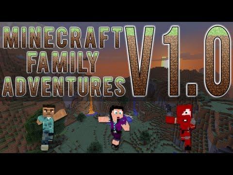 17 Minecraft Family Adventures v1.0