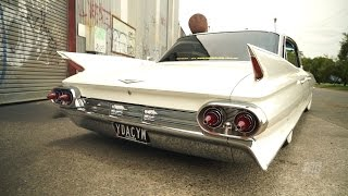 INSIDE GARAGE: Milton's '61 Cadillac deVille