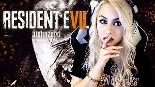 RESIDENT EVIL 7: BIOHAZARD | LIVE STREAM ► My First Horror Game Ever!◄ PART 1