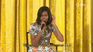9 veces en las que Michelle Obama ha sido la primera dama más cool