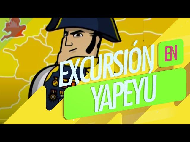 Zamba de excursión en Yapeyú (1 de 3)