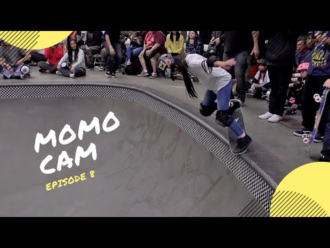 Momo Cam Episode 8: Vans Girls Combi Pool Classic 2019