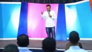 Tamrat Tarekegn - CJ TV - SOUTH AFRICA JOHANNESBURG Part 1
