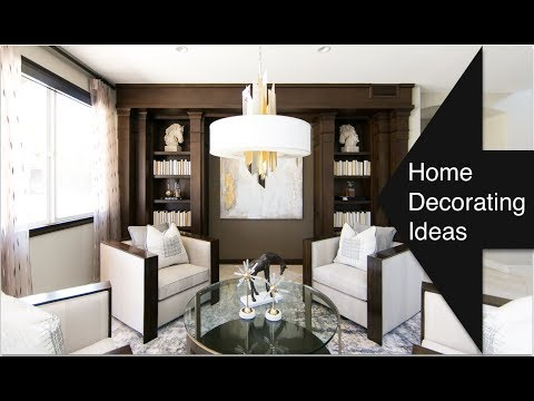 Interior Design | White Living Room | Solana Beach REVEAL #2