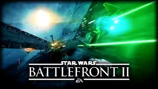 Star Wars Battlefront 2 Space Battles Trailer Leaked! Yoda Starfighter, Tri Fighter Confirmed!