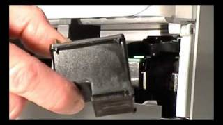 Ink cartridges - How to replace inkjet cartridges on an HP (Hewlett-Packard) printer