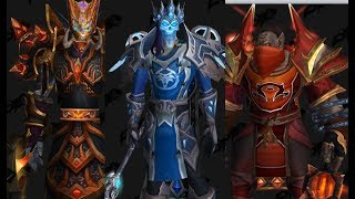 WoW Top 10 Mage Transmog Sets 1.87 MB