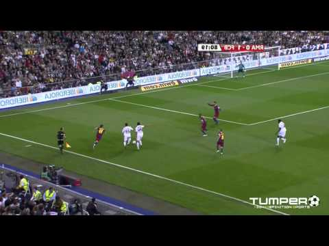 Real Madrid - Barcelona 16.4.2011, Canal+Sport HD
