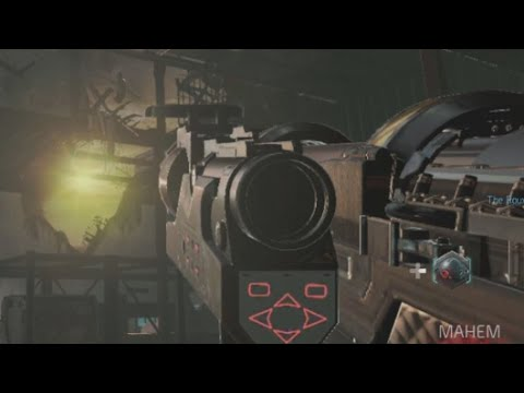 """Infection FIRST ROOM CHALLENGE Round 22 Co-op - Exo Zombies """"Advanced Warfare"""" Gameplay"""