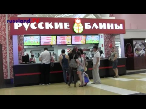 Russisches Fastfood