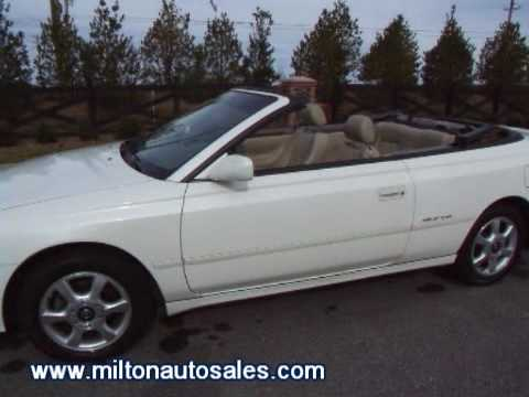 2001 toyota solara sle v6 convertible youtube. Black Bedroom Furniture Sets. Home Design Ideas