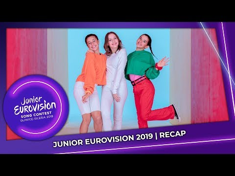 Junior Eurovision 2019 | RECAP