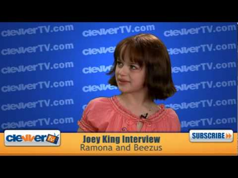 Joey King Interview: Ramona and Beezus Video