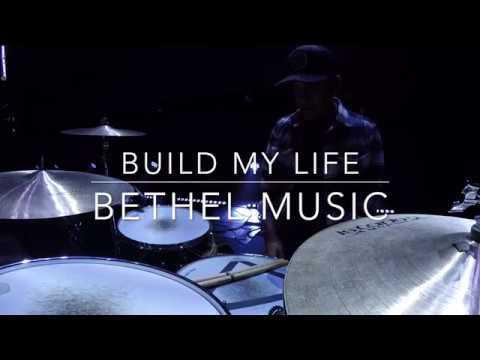 Build My Life by Bethel Music - Live Drum Cam 2018 (HD) thumbnail