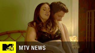 Sex Secrets from Alison Brie & Jason Sudeikis   'Sleeping with Other People' Interview   MTV News