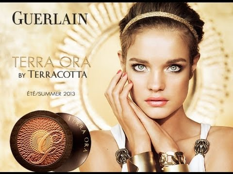 Make-up: Guerlain Terra Ora summer 2013