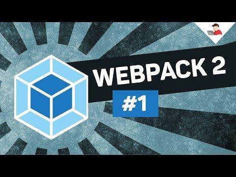Webpack 2 — #1 — Знакомство