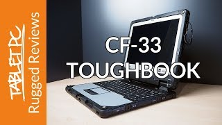 Rugged Reviews - CF-33 TOUGHBOOK