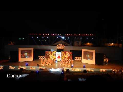 Sinulog Festival Queen 2014 - Kamagayan, Carcar, Placer - Masbate