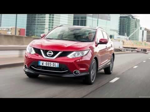 Новый Ниссан Кашкай / Nissan Qashqai 2014 - видео обзор Александра Михельсона