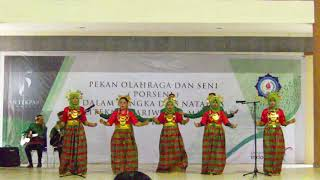 Download Lagu PESONA INDONESIA  & TENGGANG LOPI  BY. mtbgenk poltekpar makassar Gratis STAFABAND